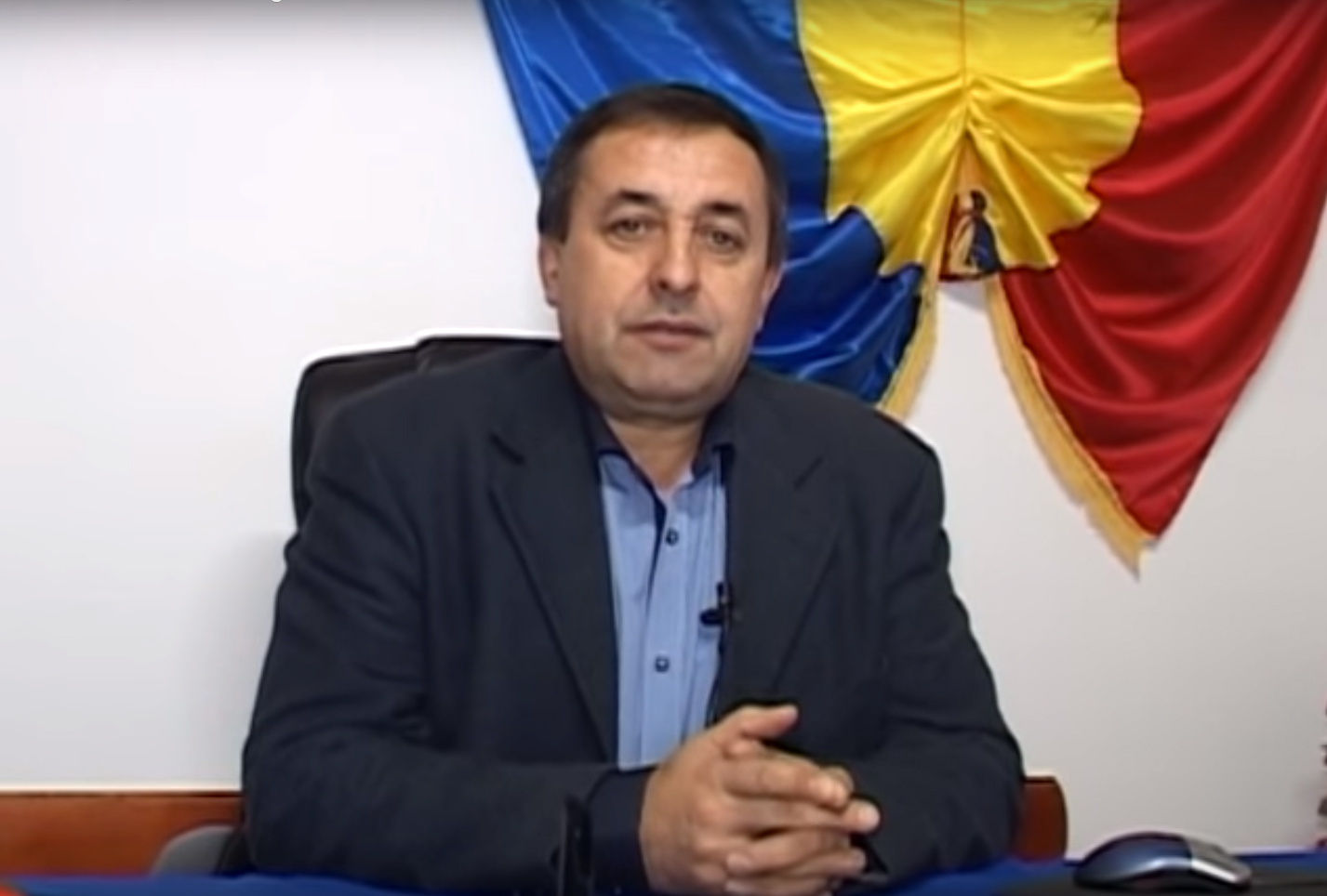 Primarul Gheorghe Calin